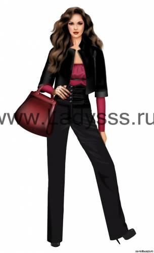 Одежда для худых девушек магазин